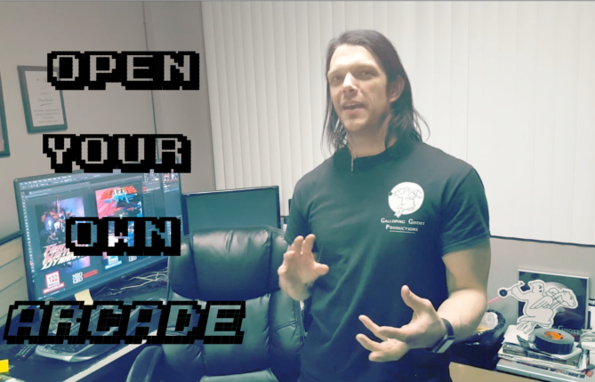 How To Open Your Own Arcade