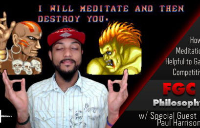 Meditating Can Help You Win Fighting Games